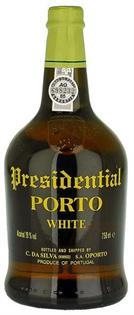 Presidential Porto White 750ml